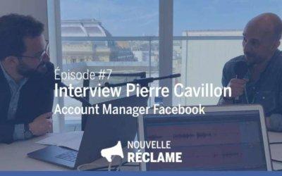 Interview de Pierre Cavillon (Account Manager chez Facebook)